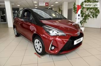 Toyota Yaris 1.5 Dual VVT-iE  CVT (111 л.с.) 2019