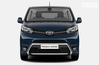 Toyota Proace Verso 2.0 D-4D 6MT (150 л.с.) L1 2019