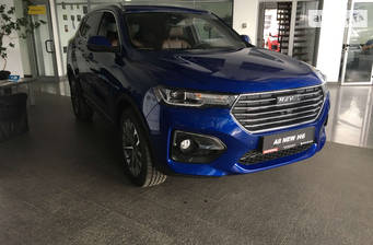 Haval H6 2.0i DCT (190 л.с.) 2019