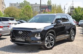 Hyundai Santa FE 2.2 CRDi AT (200 л.с.) AWD 7s 2018