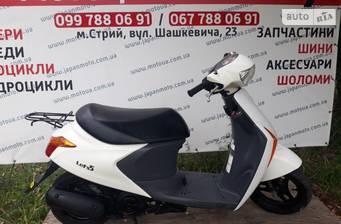 Suzuki Lets 5 50 4T 2017