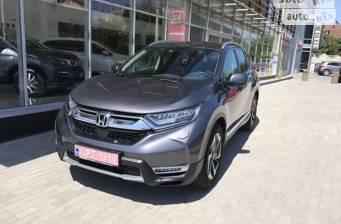Honda CR-V 1.5T AT (190 л.с.) 2018