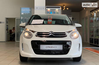 Citroen C1 New 1.0 VTi AT (72 л.с.) 2019