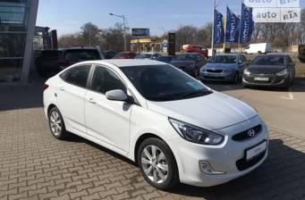 Hyundai Accent 1.6 МТ (123 л.с.) 2019