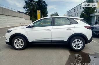 Opel Grandland X 1.5D 6MT (130 л.с.) Start/Stop 2019