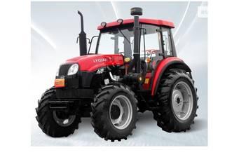 YTO ELY 1204 120 л.с. 4WD 2018
