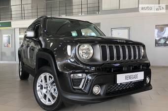 Jeep Renegade 1.4 АТ (160 л.с.) AWD 2019