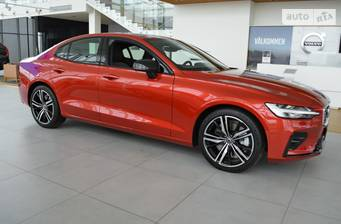 Volvo S60 T5 2.0 AT (254 л.с.) 2019