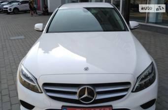 Mercedes-Benz C-Class 180d MT (122 л.с.) 2019
