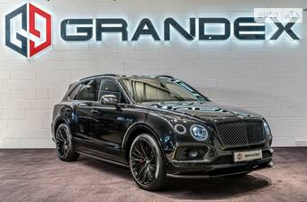 Bentley Bentayga Speed 6.0 АТ (635 л.с.) 2019