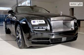 Rolls-Royce Wraith 6.6 AT (635 л.с.) 2019