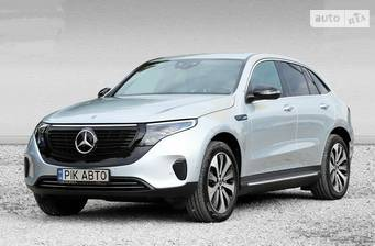 Mercedes-Benz EQC 400 AT (408 л.с.) 80 kWh 4Matic 2020