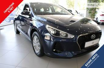 Hyundai i30 1.6 AT (130 л.с.) 2019