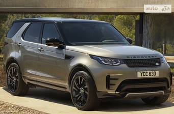Land Rover Discovery 5 2.0 Si6 AT (300 л.с.) 4WD 2019