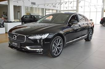 Volvo S90 T5 2.0 АТ (254 л.с.) 2019