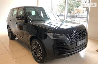 Land Rover Range Rover 3.0 SDV6 АТ (275 л.с.) AWD SWB 2019