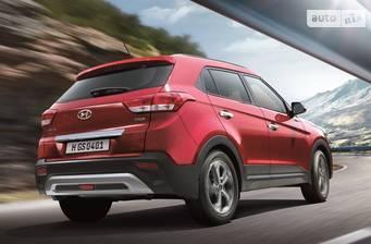 Hyundai Creta FL 1.6 DOHC MT (123 л.с.) 2WD 2019