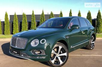 Bentley Bentayga 4.0 AT (550 л.с.) 2019