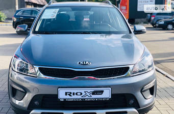 Kia Rio X-Line 1.6 AT (123 л.с.)  2019