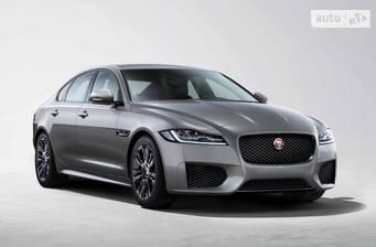 Jaguar XF 2.0D i4 АT (180 л.с.) RWD 2019