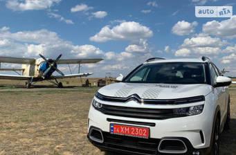 Citroen C5 Aircross 2.0 BHDi AT (180 л.с.) 2019