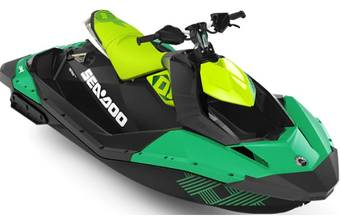 BRP Sea-Doo Spark 90 2UP Trixx 2019