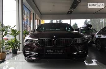 BMW 6 Series GT G32 640i AT (340 л.с.) xDrive 2019