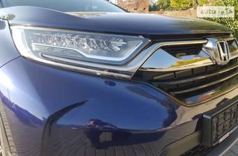 Honda CR-V 2.4 CVT (186 л.с.) 2019