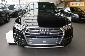 Audi Q5 New 2.0 TFSI S-tronic (252 л.с.) Quattro  2019