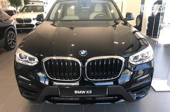 BMW X3 G01 20i AT (184 л.с.) sDrive 2018