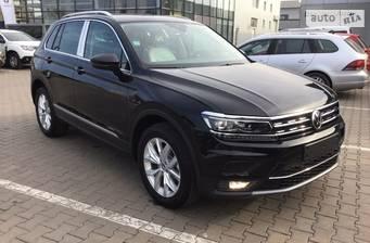 Volkswagen Tiguan New 2.0 TDI АT (150 л.с.) 4Мotion 2019