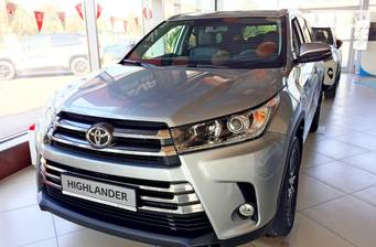Toyota Highlander New 3.5 АТ (249 л.с.) 4WD 7s 2019