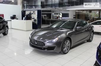 Maserati Ghibli 3.0 АТ (350 л.с.) 2019