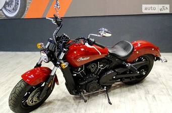 Indian Scout Sixty 1000 2016