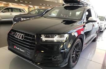 Audi SQ7 4.0 TDI Tip-tronic (435 л.с.) Quattro  2018