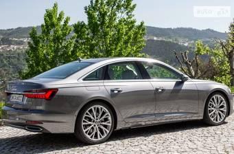 Audi A6 55 TFSI 3.0 S-tronic (340 л.с.) quattro 2019