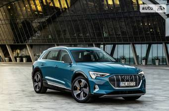 Audi e-tron 71kWh (312 л.с.) Quattro 2020