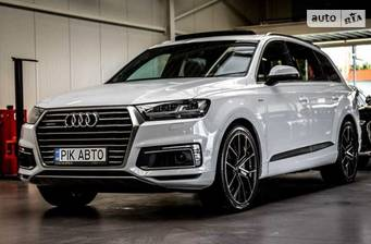 Audi Q7 E-tron (360 л.с.) Quattro 2019