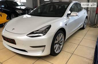 Tesla Model 3 Long Range 75D (365 л.с.) 2020
