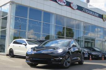Tesla Model 3 Long Range 75D (365 л.с.) 2020