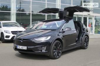 Tesla Model X P 100D (770 л.с.) 2020