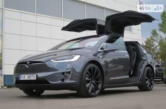 Tesla Model X 100D (442 л.с.) AWD 2020