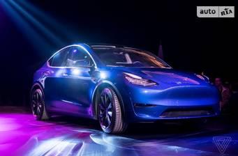 Tesla Model Y Long Range 75kWh Dual Motor 2020