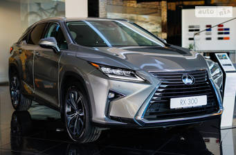 Lexus RX 200t AT (238 л.с.) AWD 2019