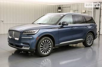 Lincoln Aviator 3.0 EcoBoost AT (406 л.с.) AWD 2020