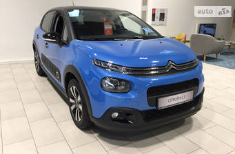 Citroen C3 1.2 PureTech AT (110 л.с.) Start/Stop 2019