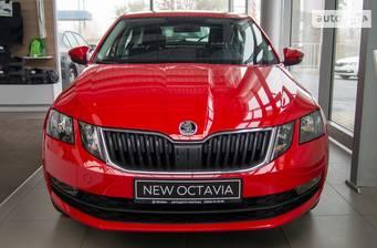 Skoda Octavia A7 New 1.4 TSI AT (150 л.с.) 2019
