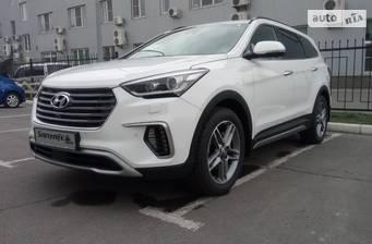 Hyundai Grand Santa Fe FL 2.2 CRDi AT (200 л.с.) AWD 2019