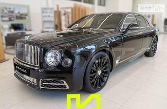 Bentley Mulsanne 6.8 AT (537 л.с.) 2020
