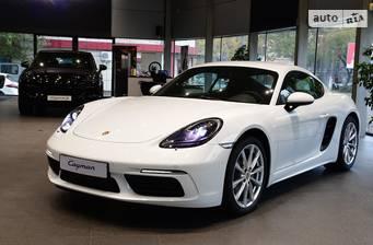 Porsche Cayman 718 2.0 AT (300 л.с.) 2018